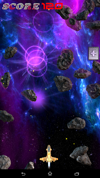 Galaxy Shooter Pro apk screenshot