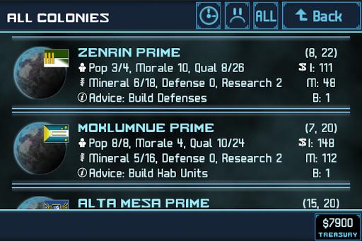 Star Traders 4X Empires Elite  screenshots 6