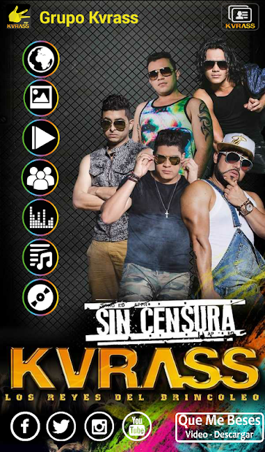 #21. Grupo Kvrass (Android)