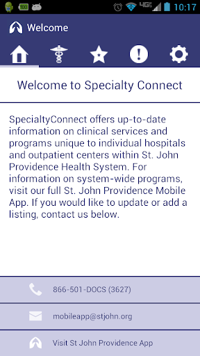Specialty Connect