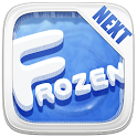 Frozen Next Launcher 3D Theme icon