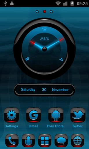 Download Android Alpha GO Launcher EX Google Play