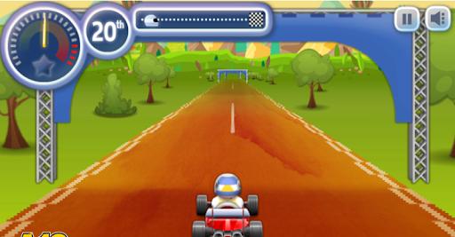 Go Kart Racing Mario 3D