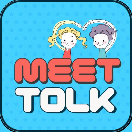 通訊必備App|미톡 (만남과 이야기 미톡/랜덤채팅/돛단배) LOGO-綠色工廠好玩App