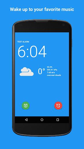 AMdroid - Smart Alarm Clock