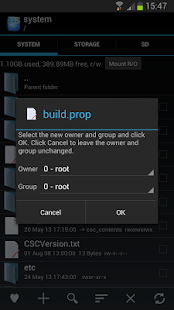 Root Explorer - screenshot thumbnail