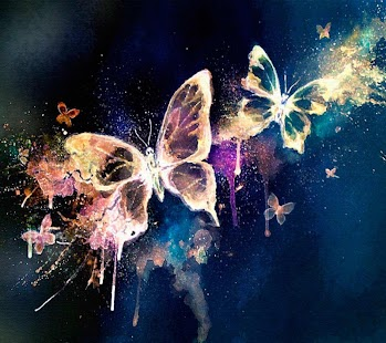 Butterfly Wallpapers HD - screenshot thumbnail
