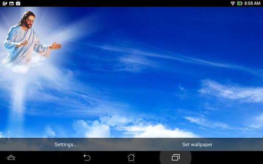 God Live Wallpaper 6.1 screenshots 7