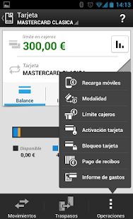 EVO Banco móvil - screenshot thumbnail