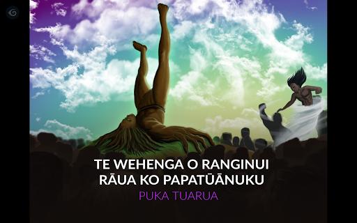 Ngā Atua Māori : Wehenga
