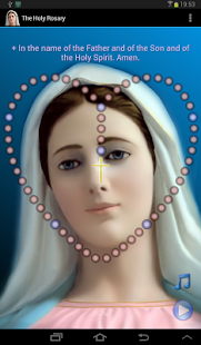 The Holy Rosary Screenshot