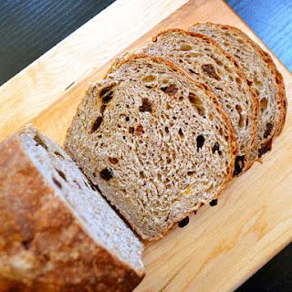 Raisin Spice Bread.
