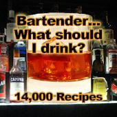 Bartender, what should I drink