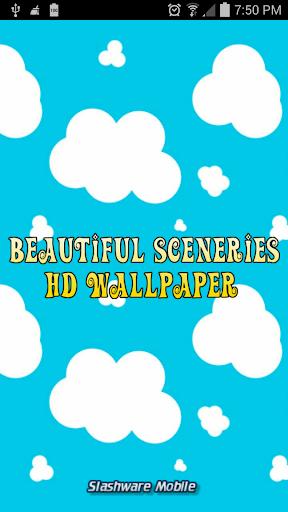 Sceneries HD Wallpaper
