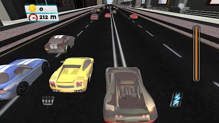 Traffic City Racer 3D 2.1 screenshot 1447456
