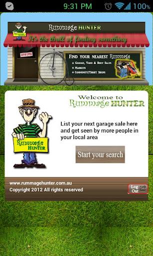 Rummage Hunter