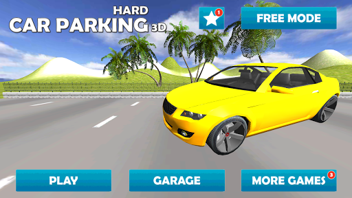 Hard Car Parking