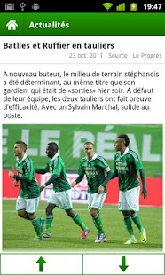 ASSE - Saint-Etienne - screenshot thumbnail