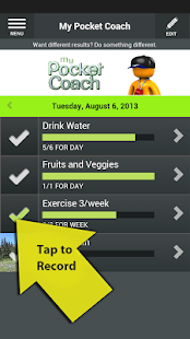 My Pocket Coach - screenshot thumbnail