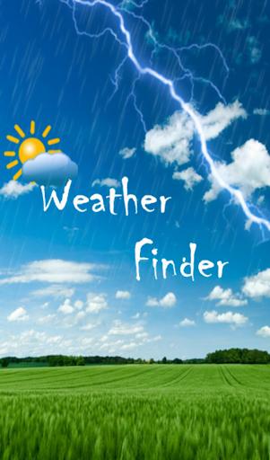 Weather Finder