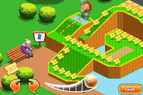 Mini Golf:Theme Park - screenshot thumbnail