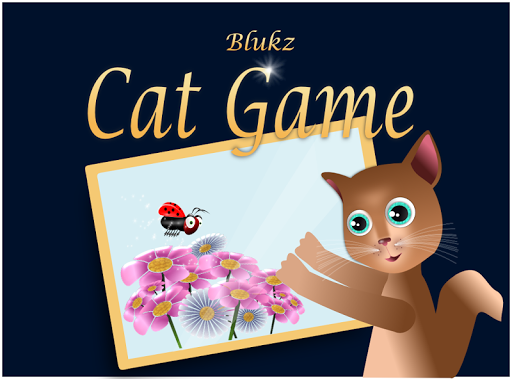 Games for Cats - We make iPad games for cats!