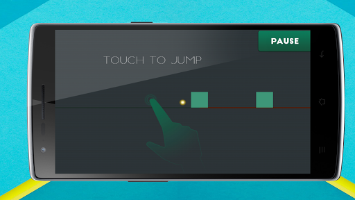 【免費街機App】Jump!-APP點子