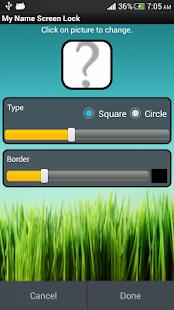 玩免費娛樂APP|下載我的名字屏幕鎖定 app不用錢|硬是要APP