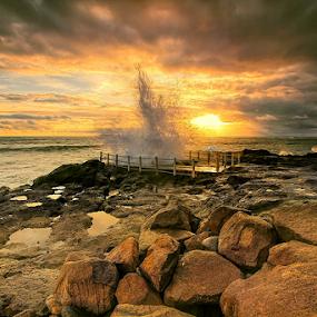 by I Komang Windu - Landscapes Waterscapes
