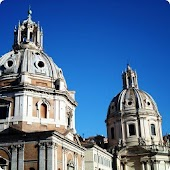 Saints In Rome