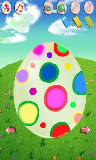 Art Eggs:跳動的雞蛋-寶寶的復活節遊戲 Easter