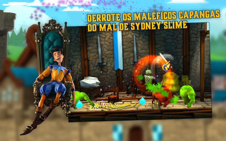 O Príncipe Adormecido - screenshot