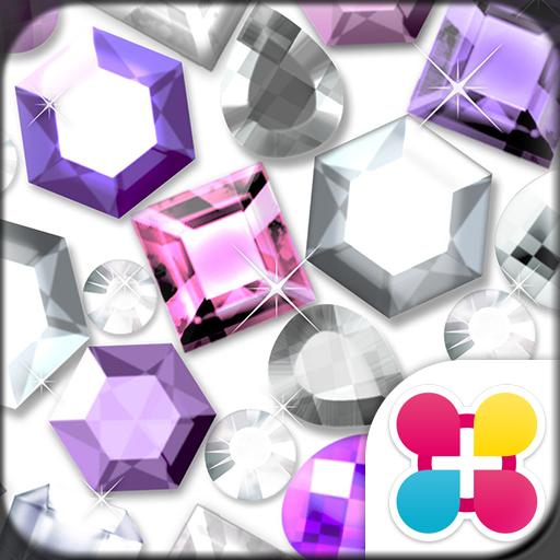 Cute Theme-Glittering Gems- Icon