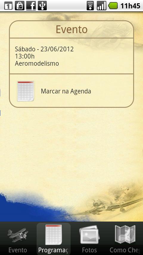 Broa Fly-in- screenshot