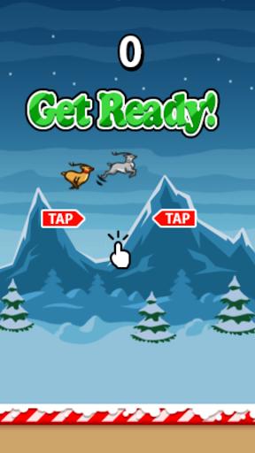 Crappy Reindeer