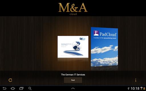 免費下載生產應用APP|M & A Cloud app開箱文|APP開箱王