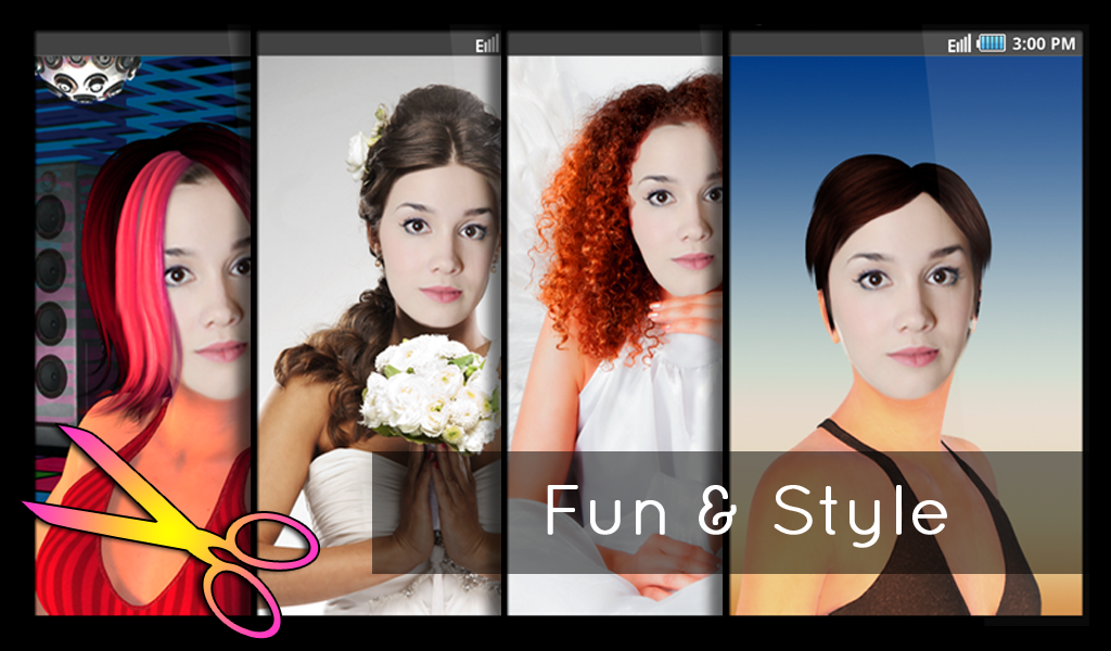 Awe Inspiring Hairstyles Fun And Fashion Android Apps On Google Play Short Hairstyles For Black Women Fulllsitofus