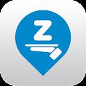 Zerved icon