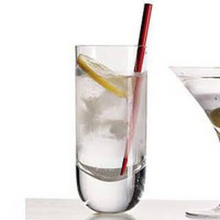 Vodka Tonic.