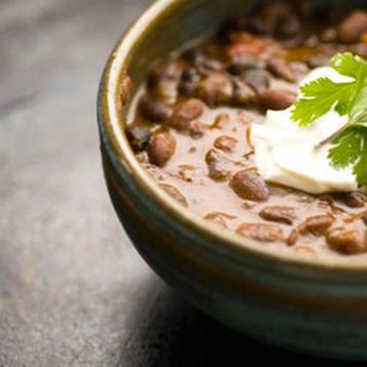 Basic Black Beans Recipe