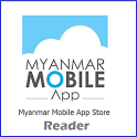 Myanmar Mobile App Reader icon