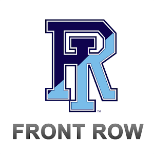 Image result for go rhody front row