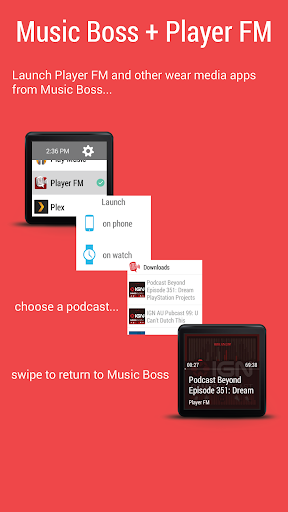 【免費音樂App】Music Boss for Wear-APP點子