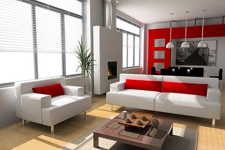 Living room decorating ideas apps on google play for Decor live beautiful app