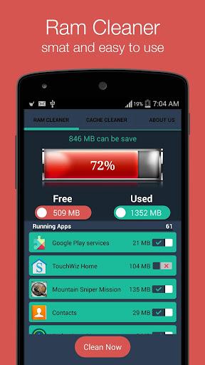 免費下載工具APP RAM的助推器 - 緩存清理 app開箱文 APP開箱王
