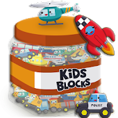 Kids educational blocks