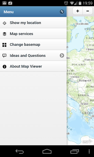 MapViewer.org