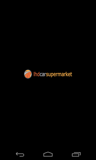 LHD Car Supermarket