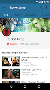 YouTube v10.02.3 build 100203170