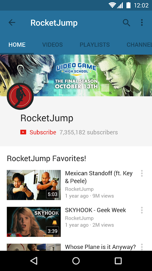 YouTube - screenshot